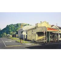 Shops and Mt Eden, Auckland